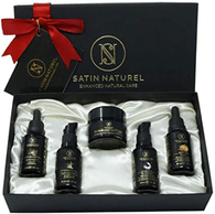 Image_SATIN_ NATUREL'S_ Luxury_ Organic_ Anti-Aging_ Gift_ Set