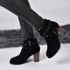 Image_Berrylook_casual_beld_buckle_heel_boots_black_sidelook