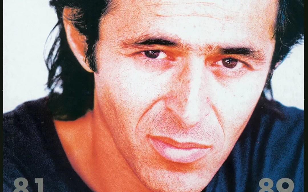 Le top 7 des albums de Jean-Jacques Goldman