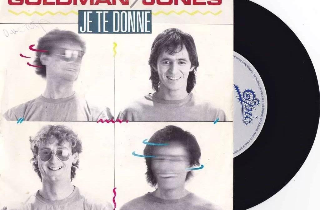 La chanson «Je te donne» a 30 ans