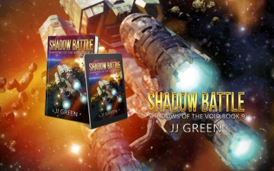 New Sci-Fi Release!