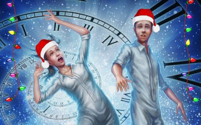 Saturday Snippet: A Very Carrie Christmas