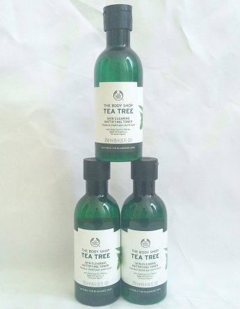The Body Shop: My GO-TO Toner