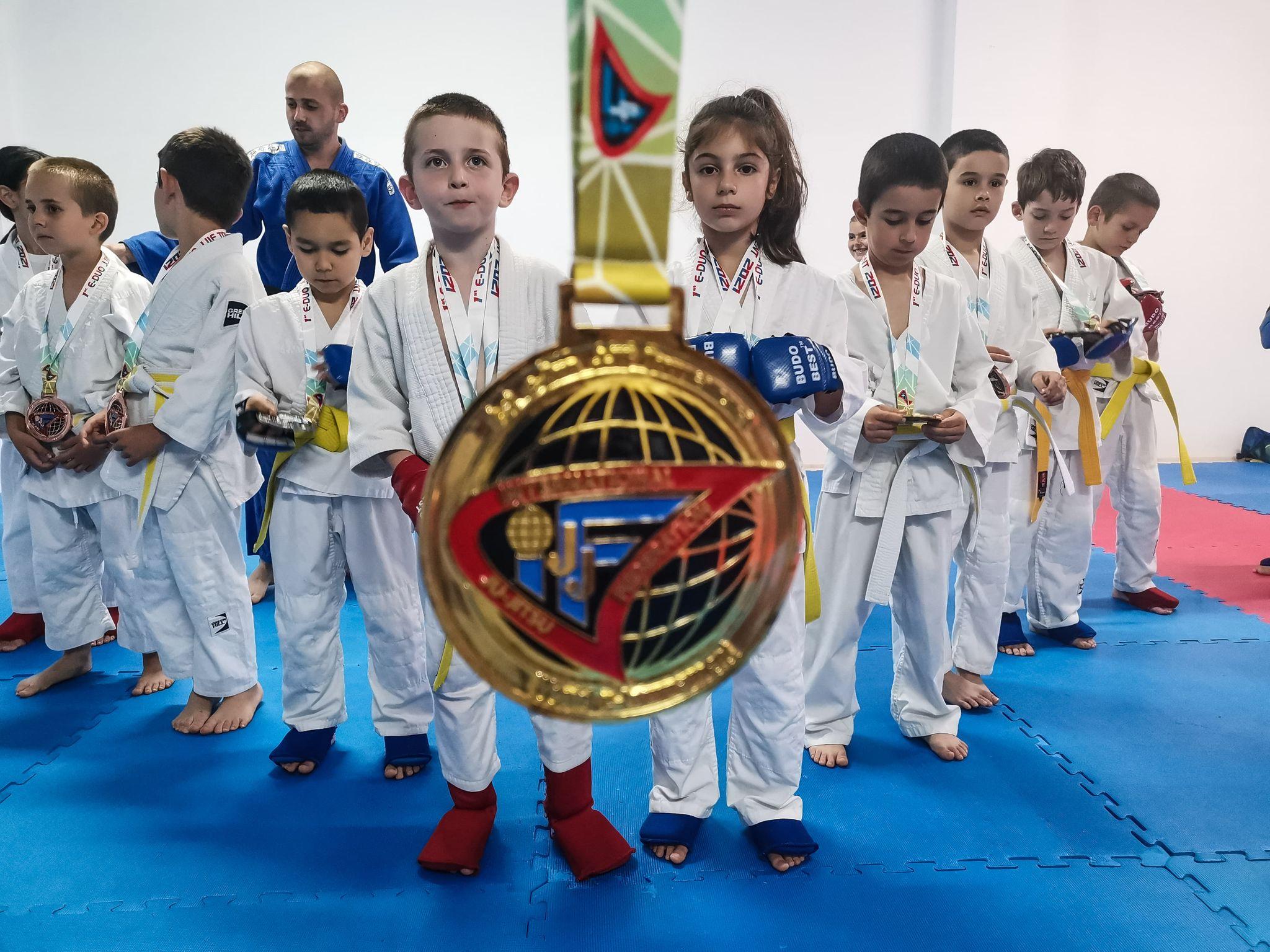 2021 – Ju-Jitsu eTournament Duo System – the medallists