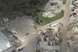 Tupelo Tornado Damage