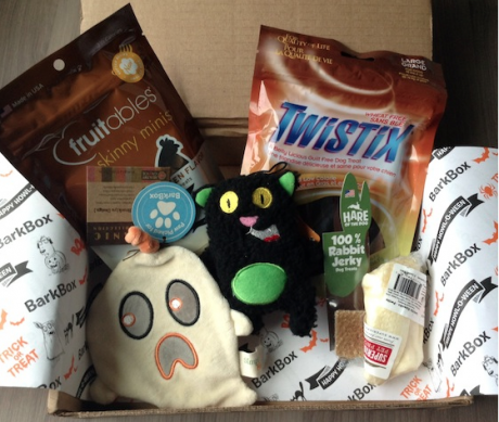 JJ Keras Lifestyle | Subscription Boxes Barkbox