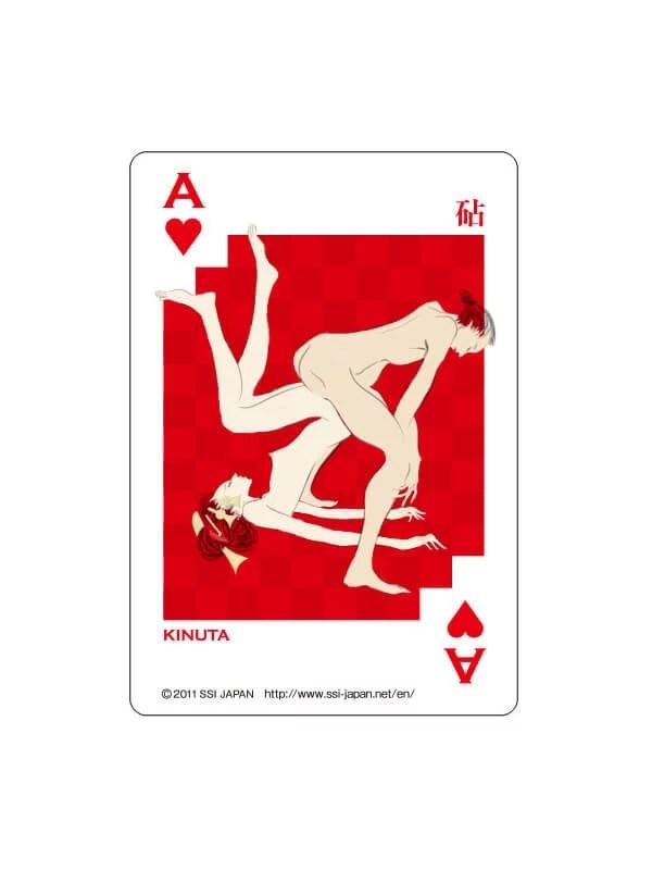 SSI 48手 撲克牌 (日本版)