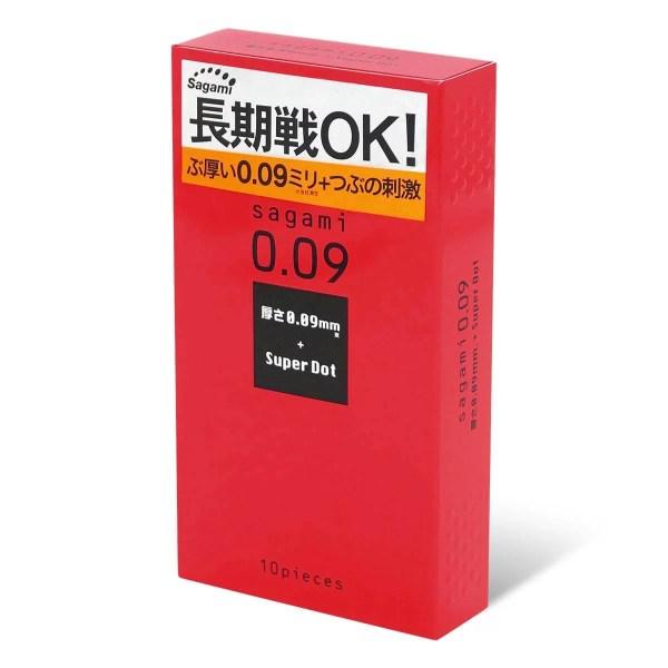 Sagami 相模 0.09 凸點