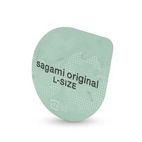 Sagami 相模原創 0.02 大碼 (第二代) 58 mm 1 片裝