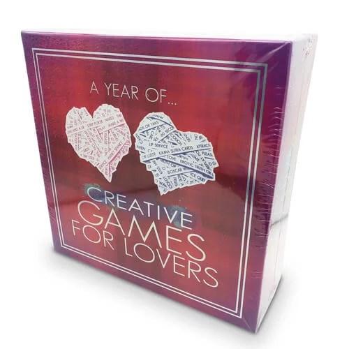 Kheper Games 情侶可玩一年的遊戲