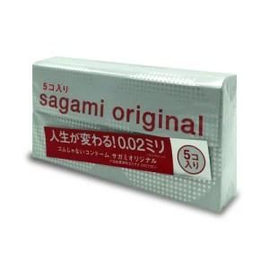 Sagami 相模原創 0.02 (第二代) 5 片裝