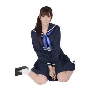 学校制服 深藍 (日本版)