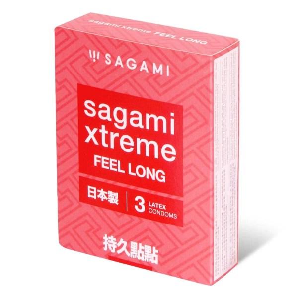 Sagami 相模究極 持久點點 3 片裝