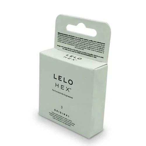 Lelo HEX Original 六角形網狀套 3 片裝