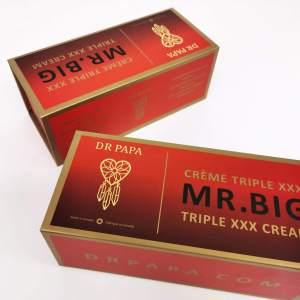 DR PAPA Mr. Big Triple X Cream 男用增大膏 豪華版 30mL (第三代) (加強版)
