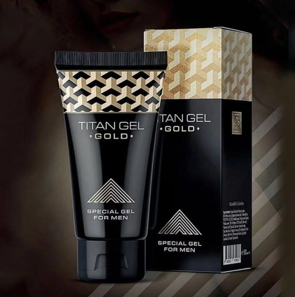 Titan Gel Gold 黃金裝凝膠增大膏