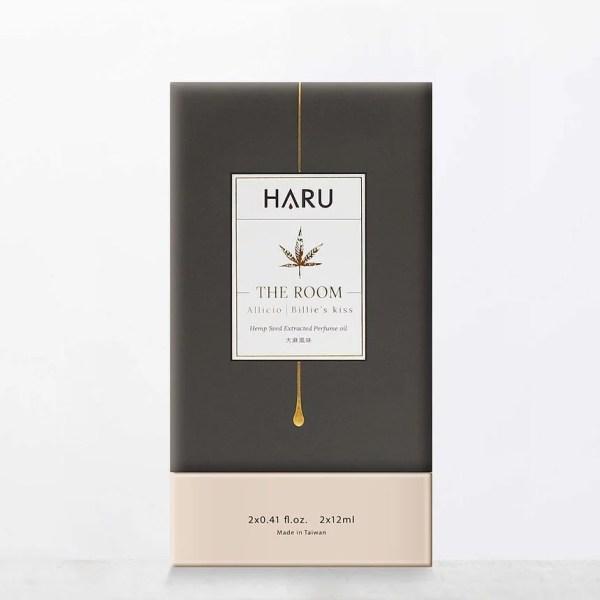 Haru The Room 大麻風味 雙瓶香水精油 10