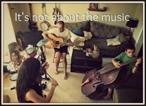Playing music (3)