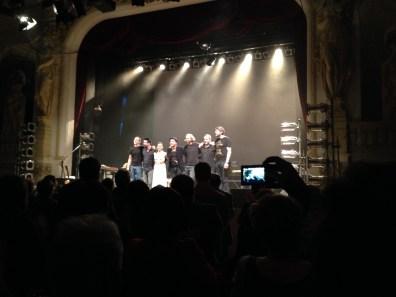 """Im Dezember startet eine weitere Tour mit dem neuen Programm """"Radio Doria – Die Freie Stimme der Schlaflosigkeit"""". Für das Konzert in Zwickau verfasste Daniela einen Bericht."""
