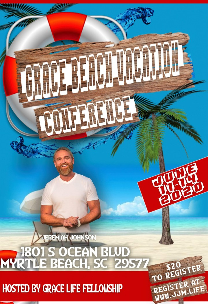 Grace Beach Conference