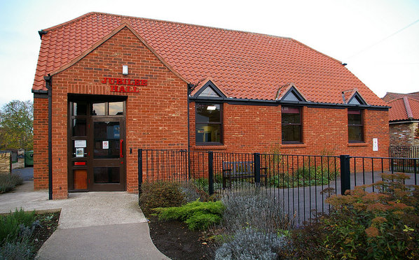 Children's Party at Heighington Jubilee Hall