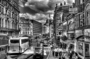 London Bus 1199 BW LO