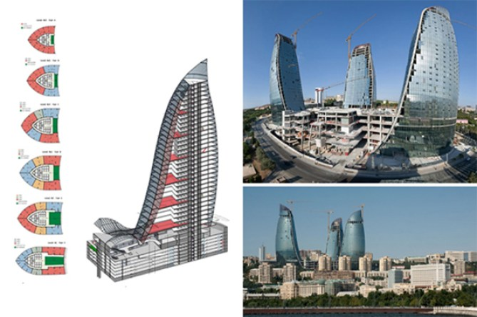 Baku_Towers_disposición_b