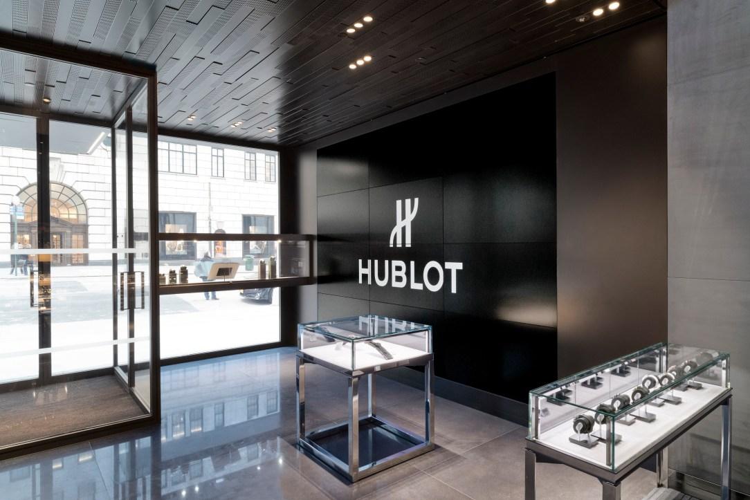 Hublot, 5th Avenue, NY, March 2016