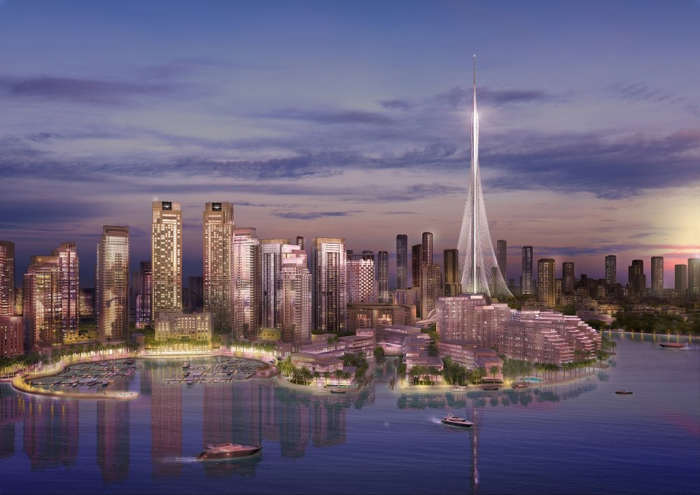 014 The Tower at Dubai Creek Harbour (2)