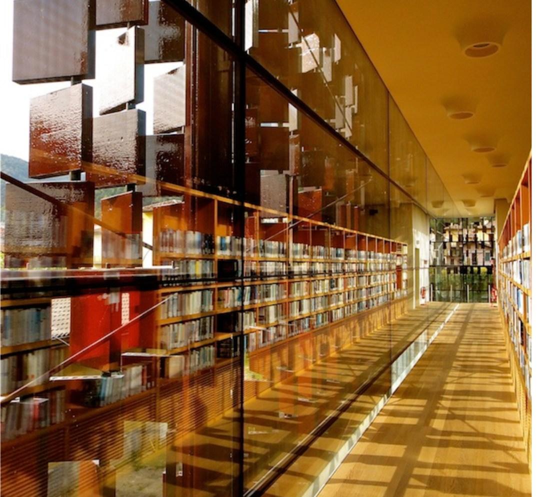 All sizes | Municipal library of Nembro, Bergamo, Italy | Flickr