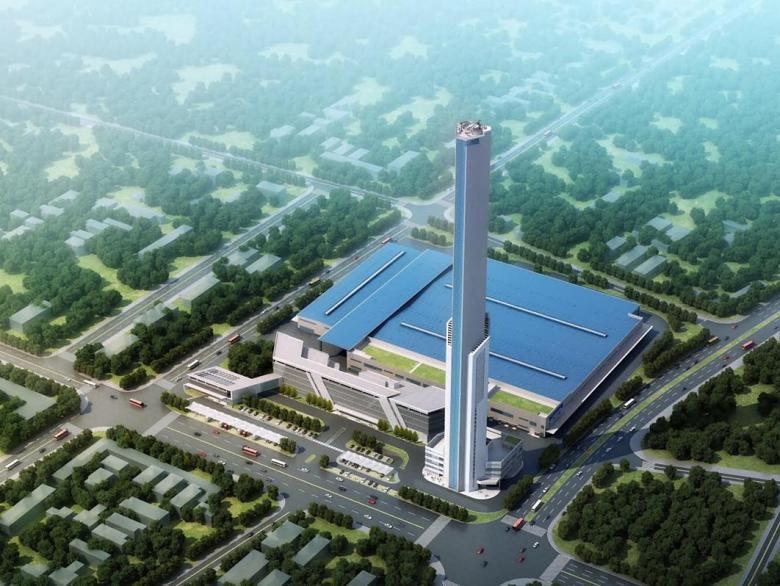 Testtower_China