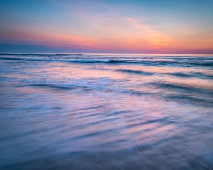 Surf at Dawn — Pea Island NWR, NC © jj raia