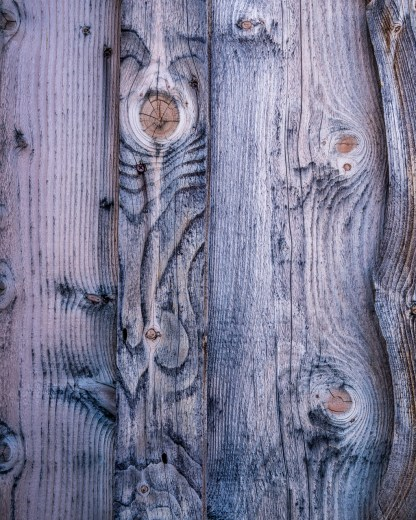 Raw Wood — Arco, Idaho © jj raia