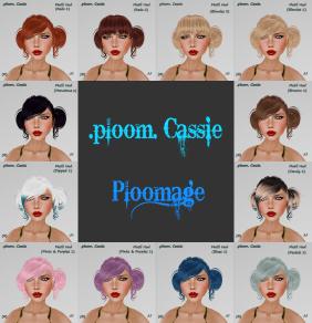 ploom. Cassie