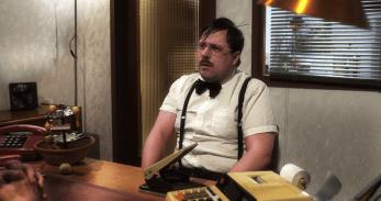 Nikolai Will als Karl in Z-Office