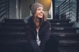 Anna Abraham; Foto von Tom Lanzrath