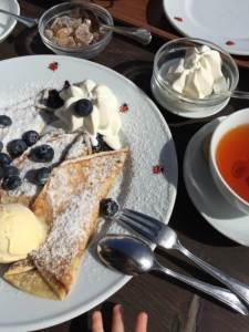 Heidelbeer-Pfannkuchen, Hamburger Deern Blog
