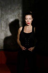 Monika Gossmann, fotografiert von Katharina Sebirskaja