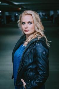 Julia Klawonn, Foto von Chris Gonz