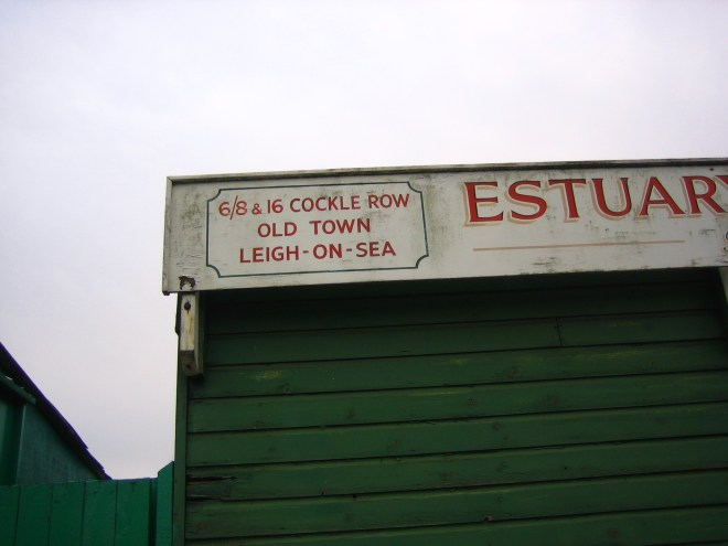 cockle shed
