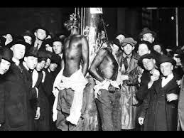 2 lynched black men