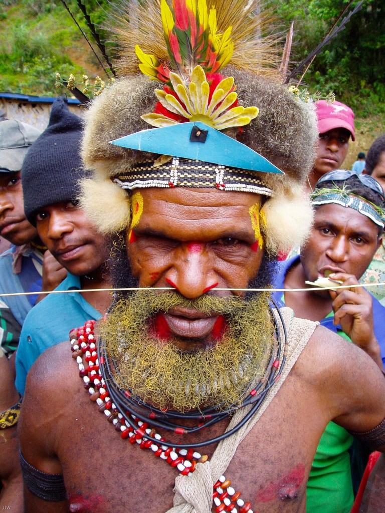 Papua New Guinea | Jeff Wilson