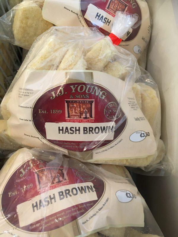 1kg hash brown