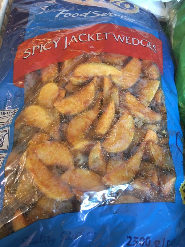 2.5kg spicy jacket wedges