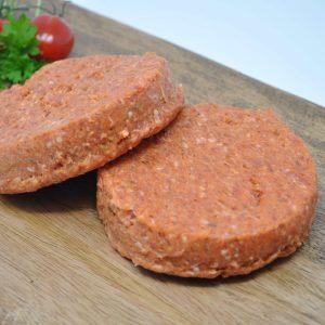 8oz beef steak burgers