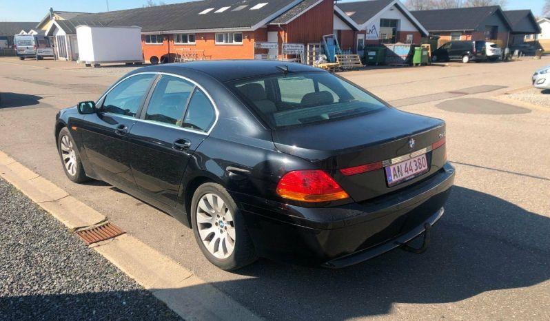 BMW 745iA full