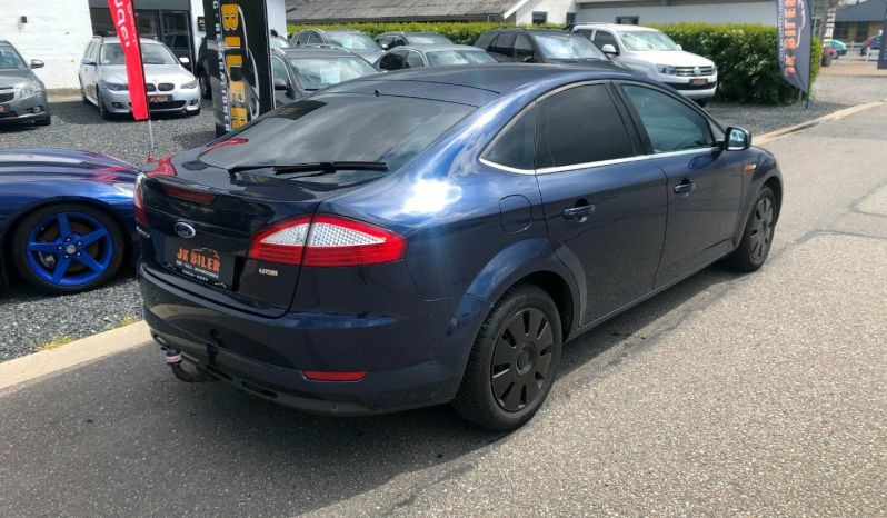 Ford Mondeo 2,0 TDCi 140 full