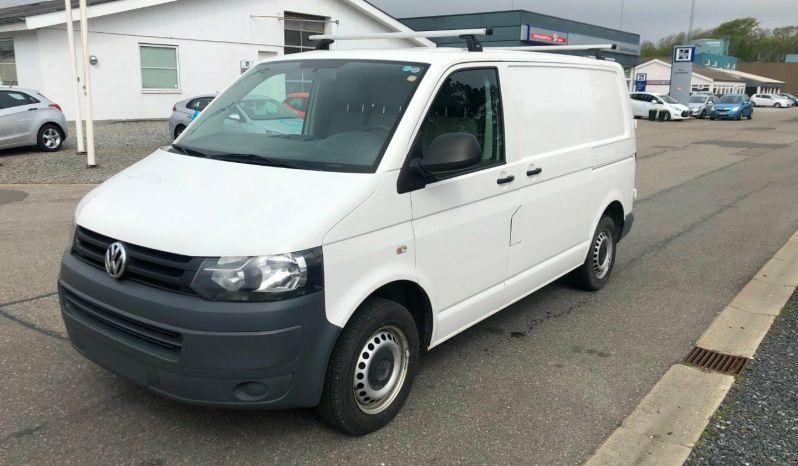 VW Transporter 2,0 TDi 140 full