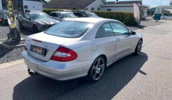 Mercedes CLK200 full