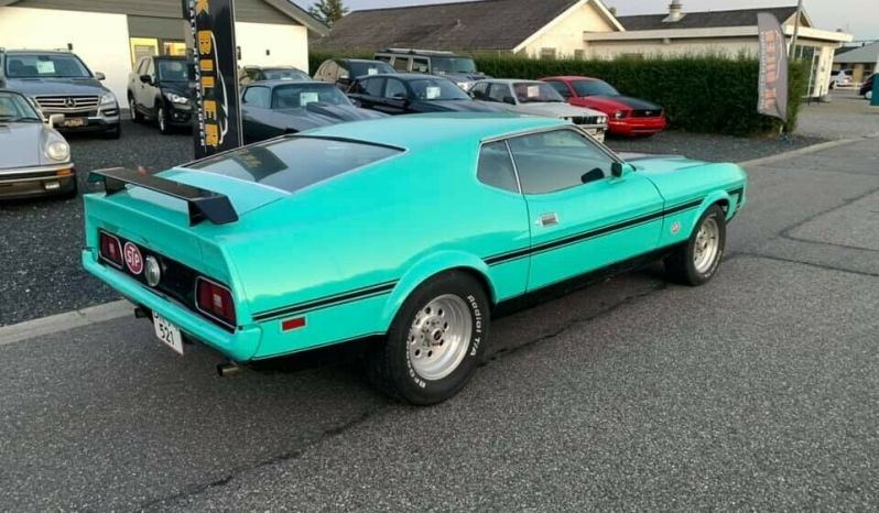 Ford Mustang 5,7 Sportroof full